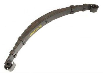FRONT MULTILEAF SPRING OE SPEC RH - 88in PETROL 9 LEAF