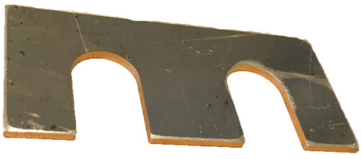 SHIM FOR BODY MOUNTING 1954 ON (PACK OF 5)