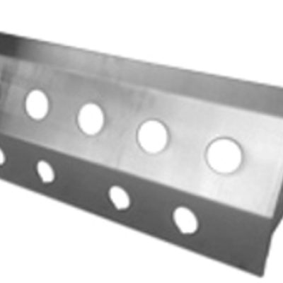 R/ROVER/ DISCOVERY STEERING GUARD(GALVANISED)