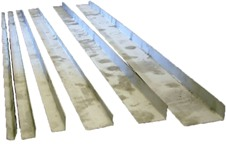 ANG25X25 1.2MM X 1440MM LONG ZINTEC ANGLE
