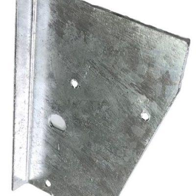 LEFT HAND REAR BRACKET/CORNER CAPPING GALV