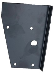 REAR TAILGATE UPPER BRACKET ON BODY - RIGHT HAND - DEFENDER