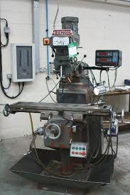 Manual Milling machine 1200 x 500 x 500 Capacity