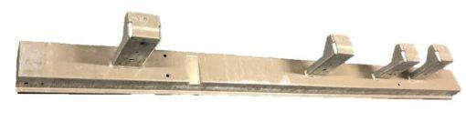 CROSSMEMBER ASSY - REAR FLOOR GALV