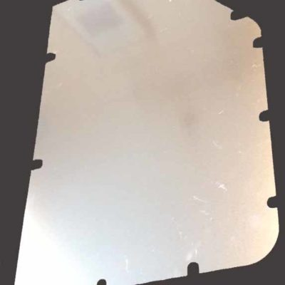 SERIES 1 LHD O/S FLOOR PLATE 80""