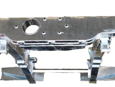 SERIES 1 HALF CHASSIS GALVANISED