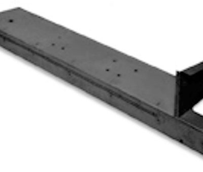 N/S RR OUTER SILL 2 DOOR