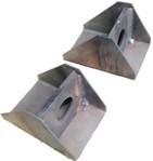 LR124-2&3 RRC INNER SILL BODY MOUNTS (PAIR)