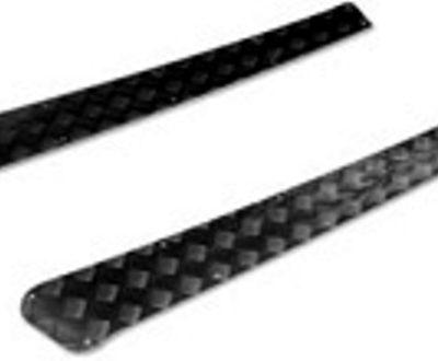 90/110 BONNET SIDES BLACK 3MM