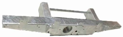 SERIES 2A / 3 109 REAR CROSS MEMBER  WITH EXTENSIONS HEAVY DUTY GALV