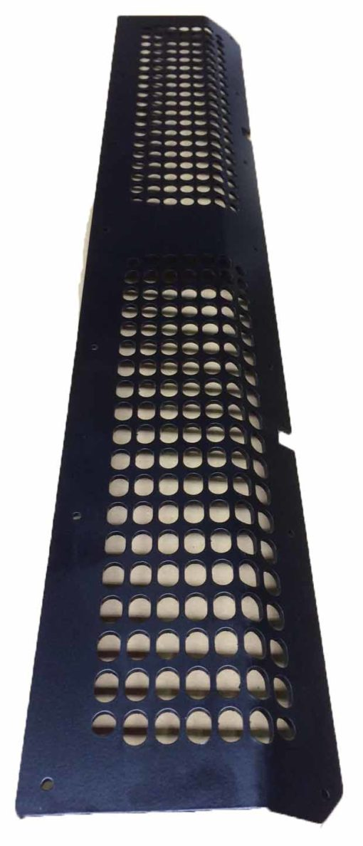 DEFENDER AIRCON FRONT GRILLE MESH PLATE