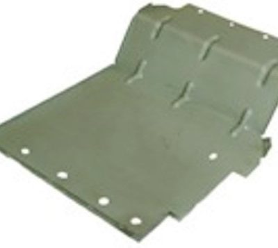 LHD MUD GUARD SERIES 3 O/S
