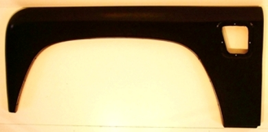 90 / 110 OUTER WING WITH VENT ABS PLASTIC