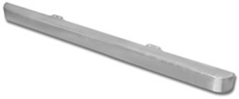 90/110 GALVANISED FRONT BUMPER H- DUTY 3MM
