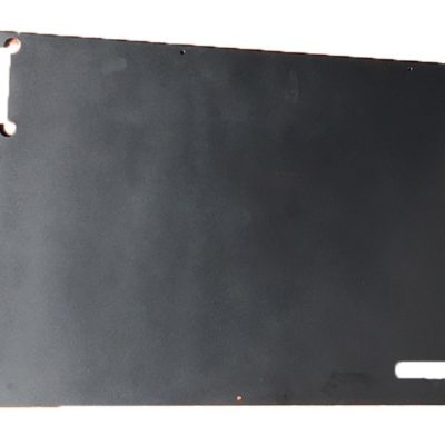 REAR HALF DOOR INNER DOOR CARD BLACK