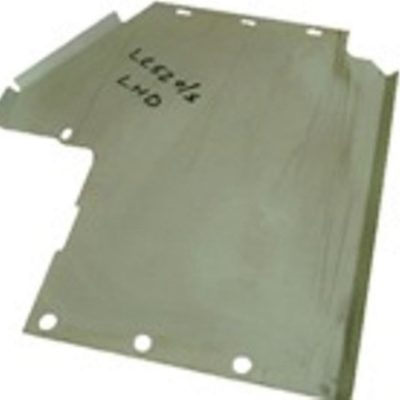 SERIES 2A LHD MUD SHIELD N/S