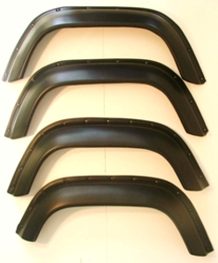 EXTRA WIDE DEF ARCH KIT IN HDPE-SET OF 4