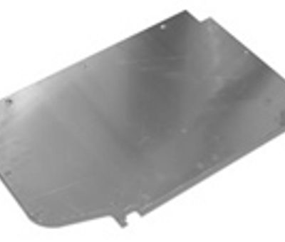 90 FRONT FLOOR PLATE 300 TDI & V8 3MM PLATE