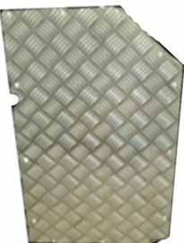 90/110 FRONT FLOOR TREADPLATE -3MM 200TDI