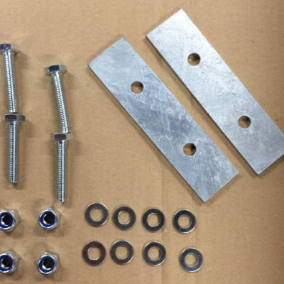COIL SPRING RETAINER PLATES 90/D1/RRC Rear