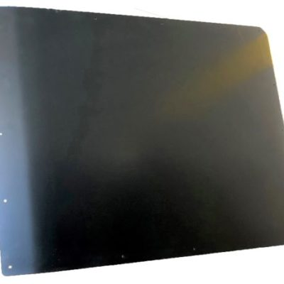 Protector Bonnet Black Plain