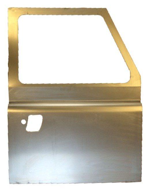 LIFT UP HANDLE DOOR SKIN O/S (EARLY DEFENDER)