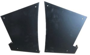 Protector Wing Rear 3mm Plain