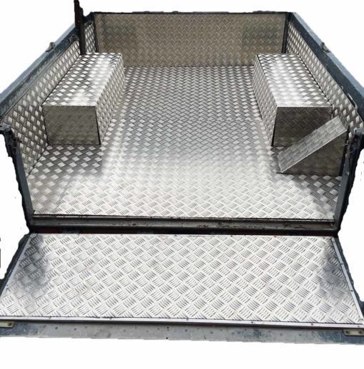 110 HI CAP LOAD AREA CHEQUER PLATE (PICK UP H/T)