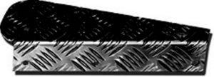 MUD FLAP MOUNTING SET BLACK 3MM