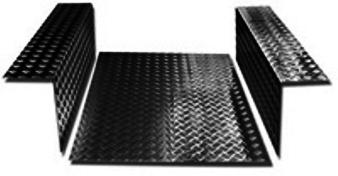 90 LOAD AREA -BLACK 3MM