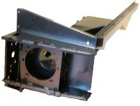 R/ROVER COMPLETE INNER WING ASSY N/S