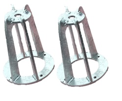 2 INCH REDUCED HD TURRET PAIR