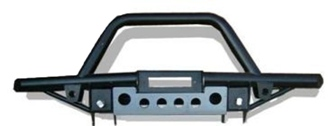 DEF TUBULAR NONE AIRCON WINCH BUMPER WITH A BAR