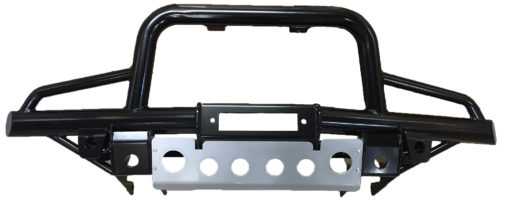 DEF TUBULAR NONE AIRCON WINCH BUMPER A-BAR & STRENGTHENING BARS