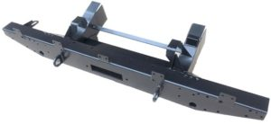 DEF 90 REAR WINCH CROSSMEMBER WITH NO EXTENSIONS GALV