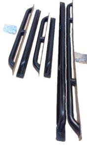 DEFENDER 110 SIDE PROTECTION BARS 4 DOOR (REAR WINGS)