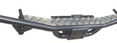 REAR TOW STEP (NAS) CHEQUER TOP