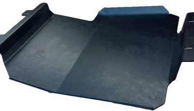 DISCOVERY 2 REAR FUEL TANK GUARD GALV