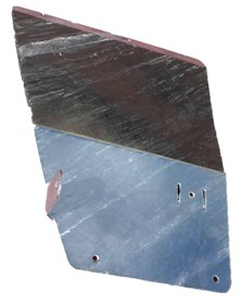 DISCOVERY 2 MUDFLAP BRACKET N/S GALV