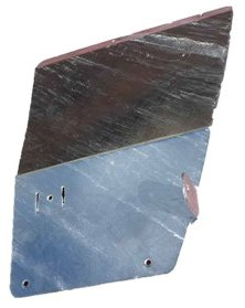 DISCOVERY 2 MUDFLAP BRACKET O/S GALV