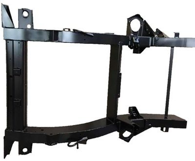 D2 REAR 1/2 CHASSIS WITH 1400MM EXT
