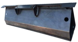DISCOVERY 2 FUEL TANK CROSSMEMBER