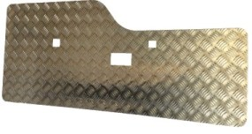 DISCO 2 REAR DOOR CARD 3MM 7 SEATER & COMMERCIAL ONLY