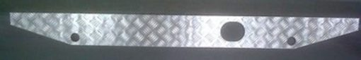 TD5 TREADPLATE REAR CROSS MEMBER COVER 3MM