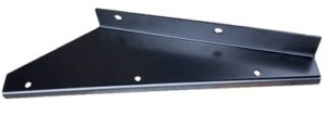 EXTENDED (WIDE WHEEL) MUDFLAP BRACKET FRONT R/H