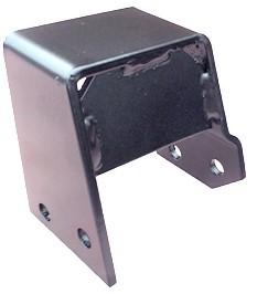 BRACKET STEERING DAMPER TO CHASSIS RHD
