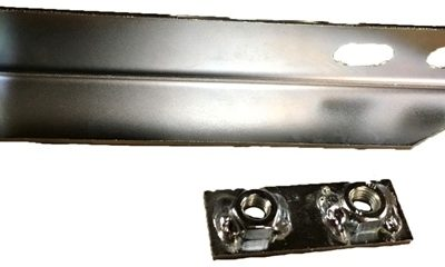 BRACKET SUPPORT R/H (A FRAME TO BODY) INC AFP710440 ZINC PASSIVATE