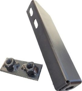 BRACKET SUPPORT L/H (A FRAME TO BODY) INC AFP710440