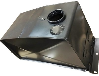SERIES MILITARY UNDER SEAT FUEL TANK