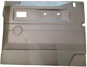 R/H FRONT DOOR CASE LATE DEF LIFT UP HANDLE GREY ELECTRIC WINDOWS